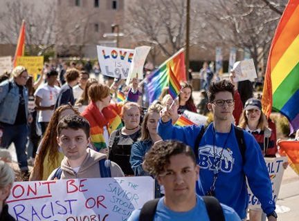 BYU Provo Honor Code March by Jacob Payne