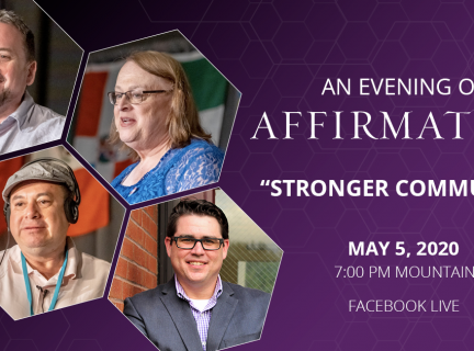 Evening of Affirmation: Stronger Community